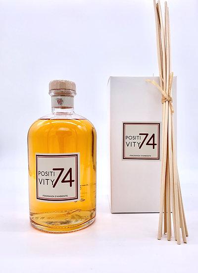 POSITIVITY74 fragranza d'ambiente  1000 ml