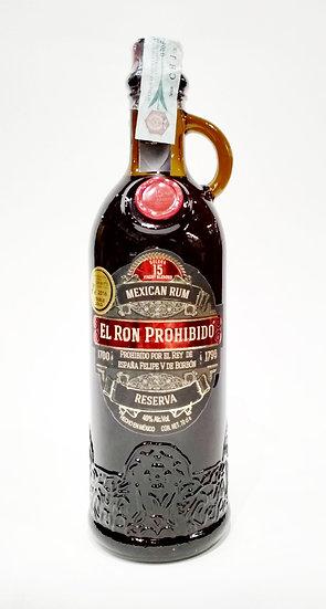 El Ron Prohibido Solera 15Y