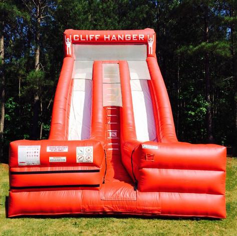 Cliffhanger Dry Slide