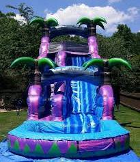 18' Wet Slide