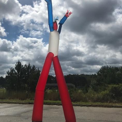 20'American Skydancer