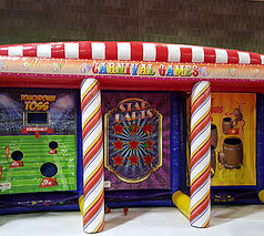 3 n 1 Carnival Inflatable