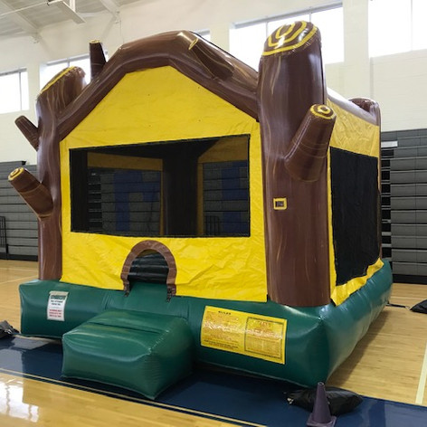 Treehouse Bounce