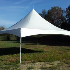 20x20 high peak tent