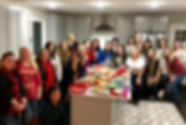 Holiday Cookie Exchange for Law Enforcem