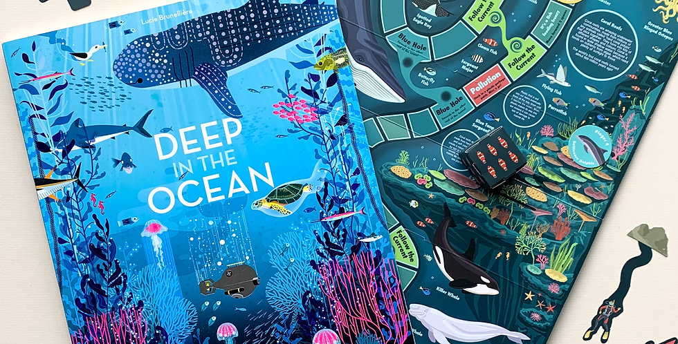DEEP IN THE OCEAN GIFT SET