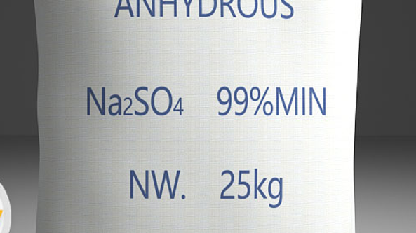 Sodium Sulphate (Anhydrous) Na2SO4