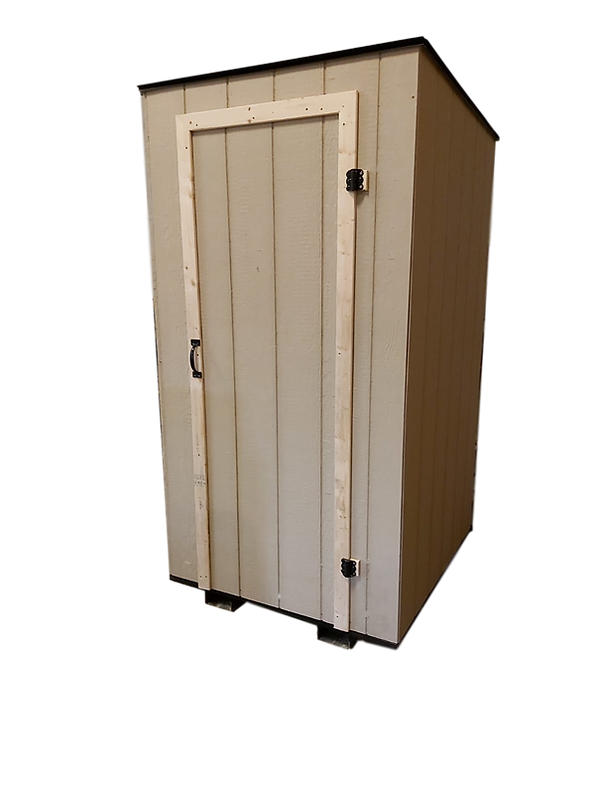 portable site wash unit