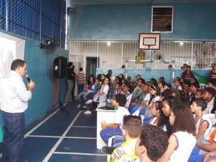 Consultores da Startei participam de Feira do Jovem Empreendedor