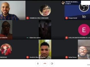 Projeto Jovem Lider Empreendedor conta com palestra sobre empreendedorismo com Paulo Henrique