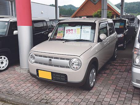 ラパン L 4WD