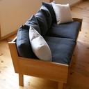 くるみのソファ
