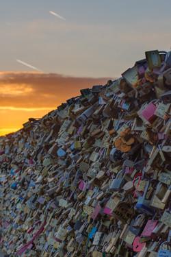 Locks of Love-Paris