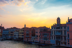 Venice at Sunet