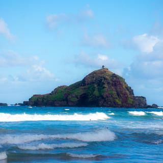 Koki Beach view of 'Ālau