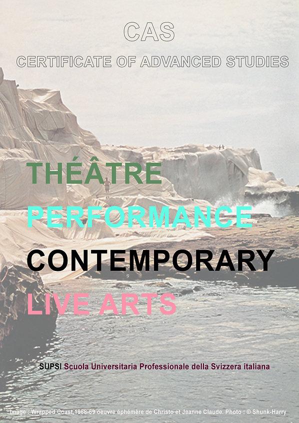 CAS Theatre Performance Live Arts