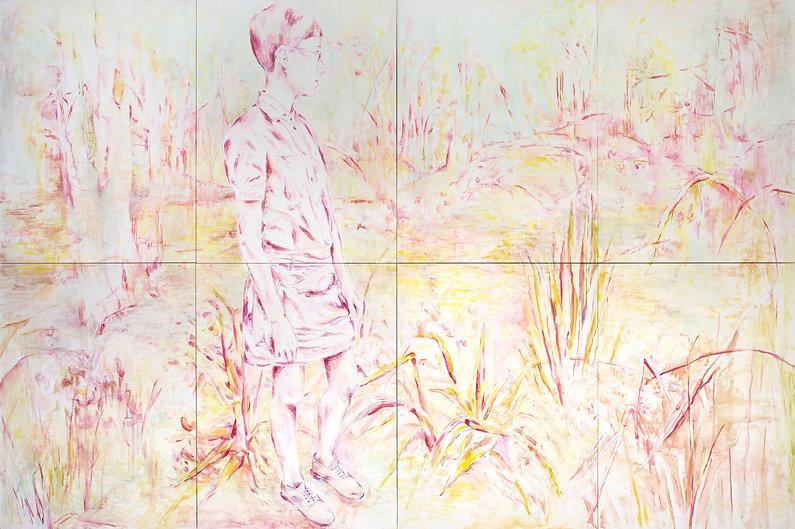Annie O'Rourke art Annie O'Rourke painter Cosima