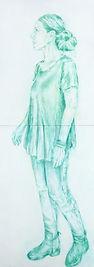 Annie O'Rourke art artist painter Branka