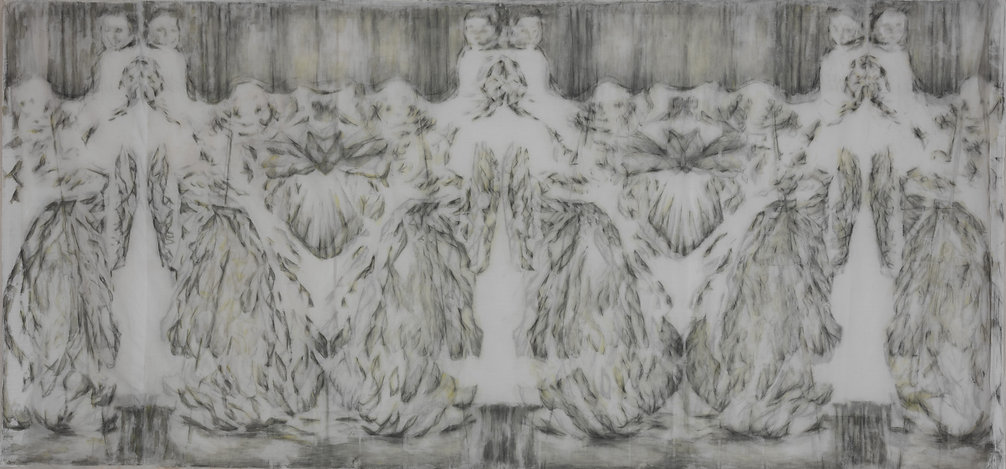 Annie O'Rourke art Mangle