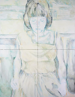 Annie O'Rourke art artist Lindy Chamberlain