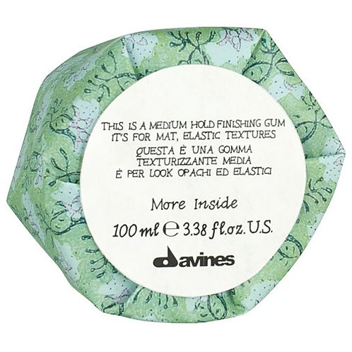 This is a medium hold finishing gum