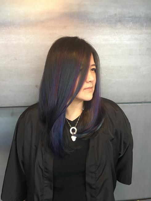 color/cut