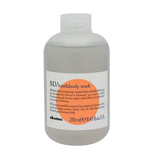 Su hair/body wash