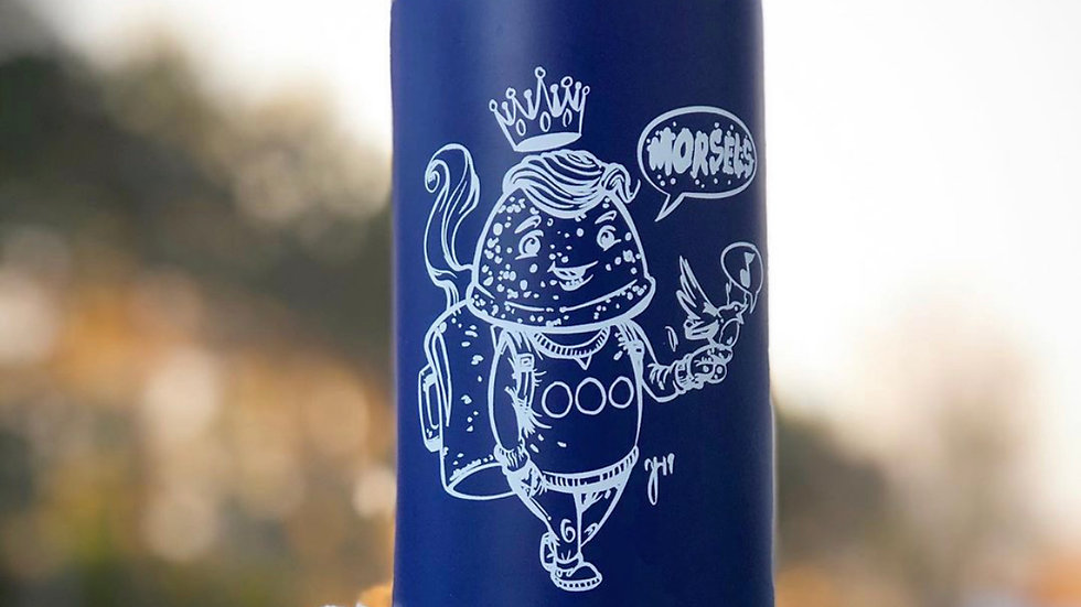 Morsels / Artist Collab Travel Tumbler
