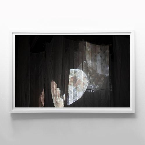 Elephant, F (2020), giclee fine art print