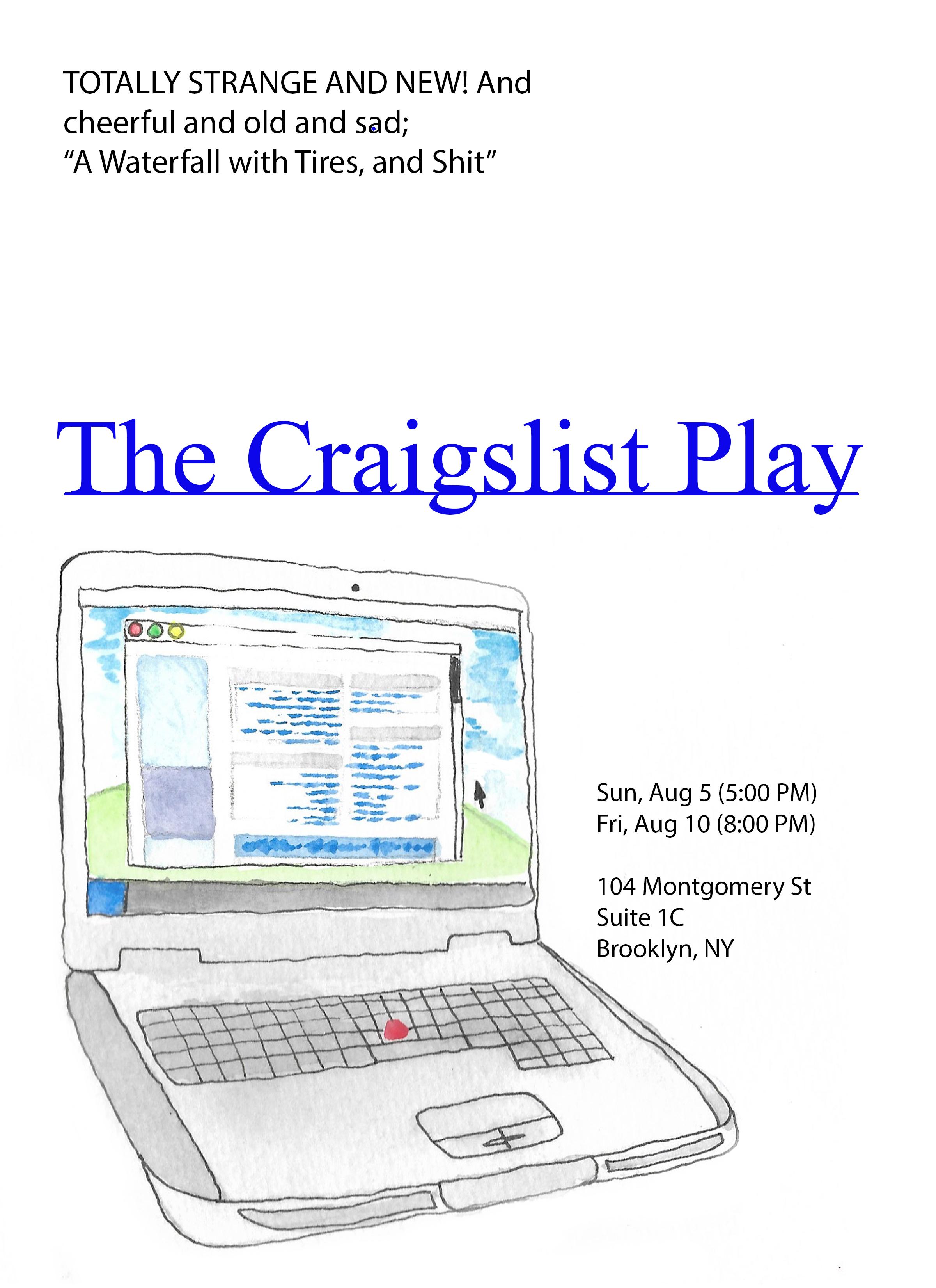 The Craigslist Play