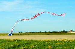 Banner Drop