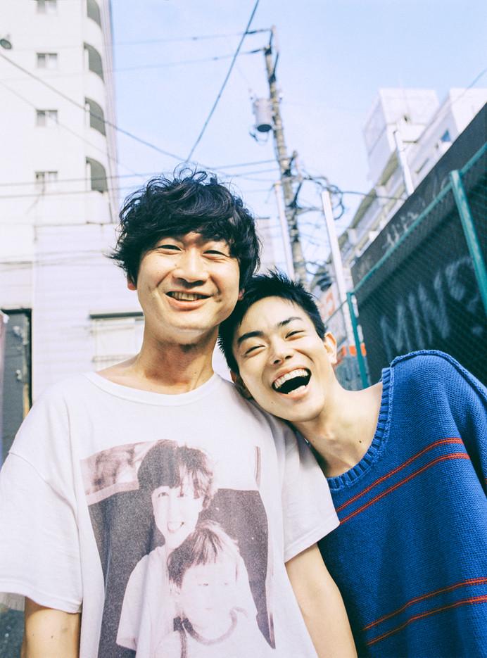 菅田将暉 & 柴田隆浩(忘れらんねえよ)
