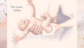 Moro- of schrikreflex en slaap - Alles wat je moet weten over de Moro-reflex