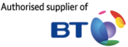 Cloud Warehouse is an Authorised Supplier of BT Broadband and BT Voice solutions