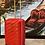 Thumbnail: Комплект чемоданов INFLUENTIAL  RED