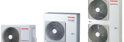 TOSHIBA НАРУЖНЫЕ БЛОКИ RAV-SP1404AT8-E