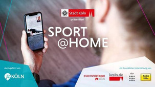 👆🏽 AHA! Sport@HOME