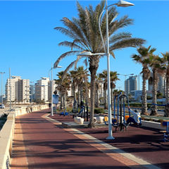 Ashdod City, Israel
