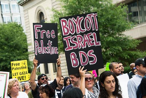 BDS, דה-לגיטימציה ומדינת ישראל: מבט אסטרטגי