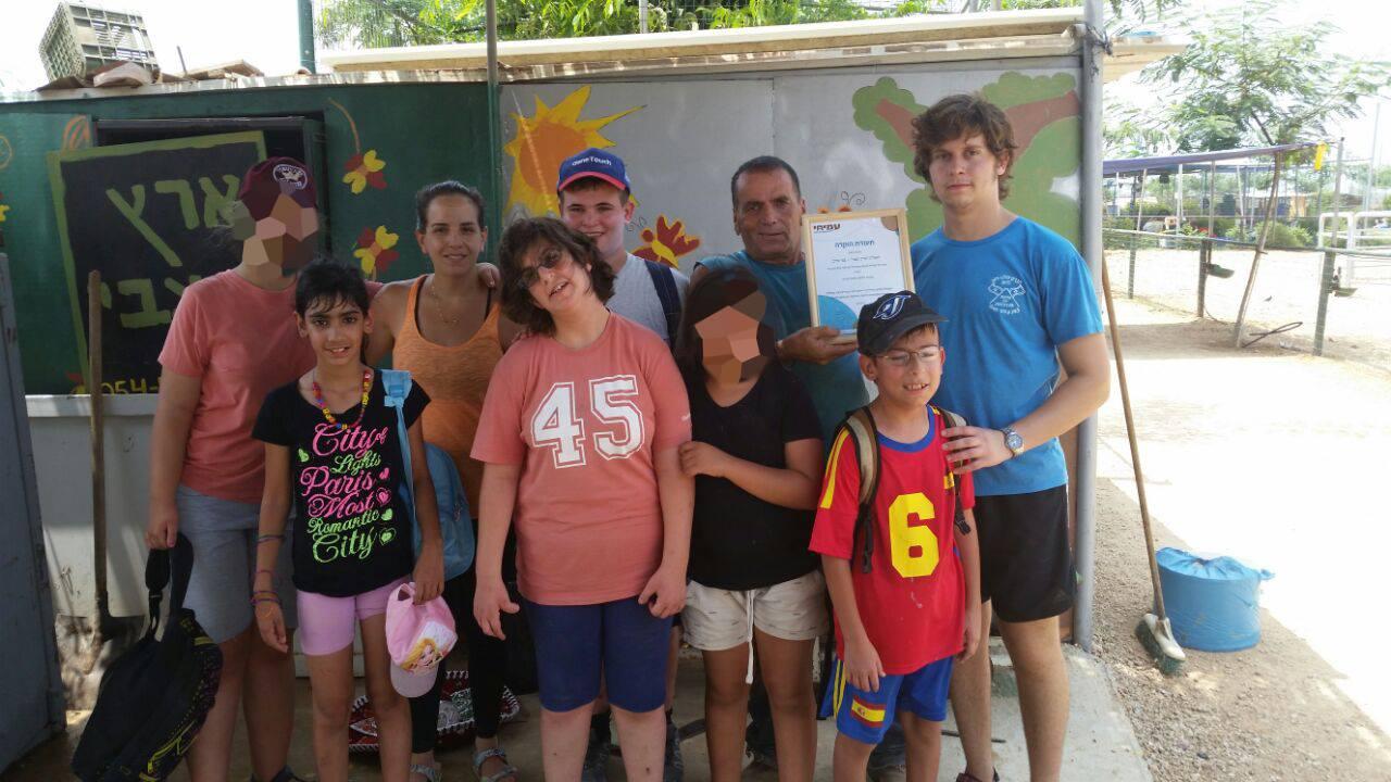 קייטנת הקיץ במועדונית עמיחי הוד השרון 2