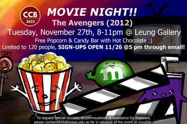 Avengers Movie Night