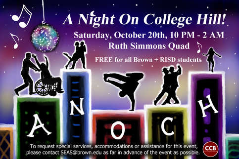 A Night on College Hill