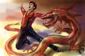 The Dragon's Power