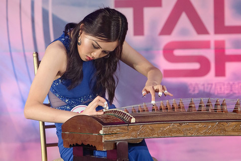 Miss Chinese Pageant Talent Show 2018