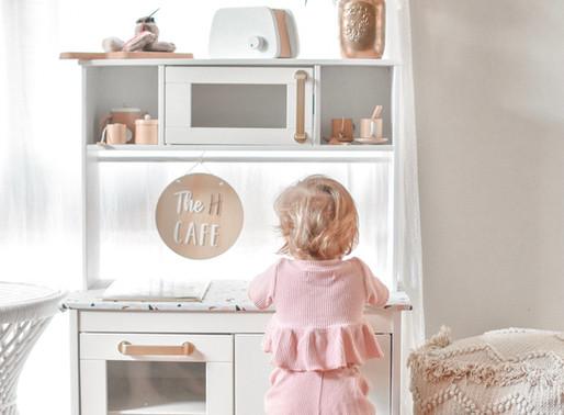 HOW TO: Hack an Insta Worthy Kids Kitchen!