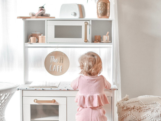 HOW TO: Hack an Insta Worthy Kids Kitchen!
