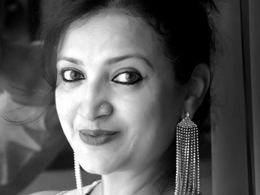 Exclusive Interview With Anuradha Prasad: Author of 3 books, Columnist & Fitness Buff