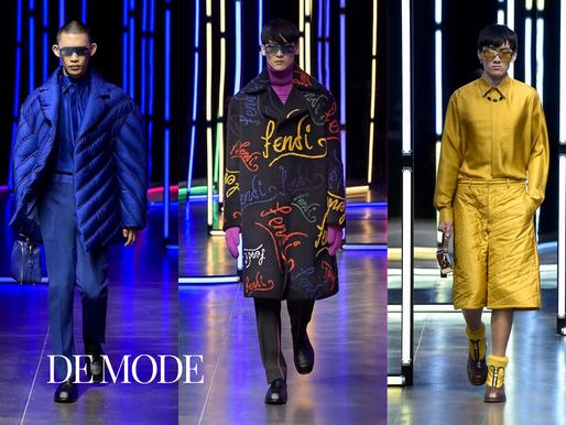 Fendi Men's Fall-Winter 2021-2022 Ready-to-Wear
