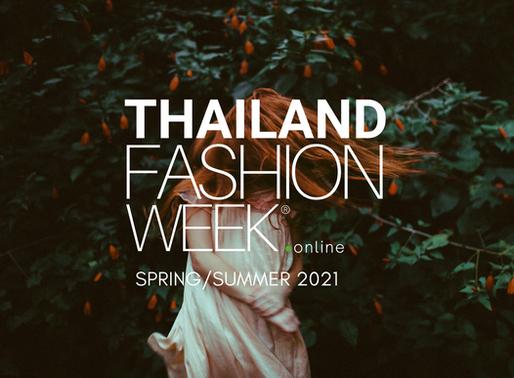 THAILAND FASHION WEEK SS21 DATES ANNOUNCED!!