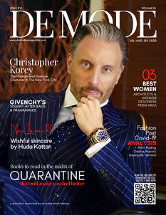 DE MODE JUL-AUG-SEP 2020 GLOBAL ISSUE CO